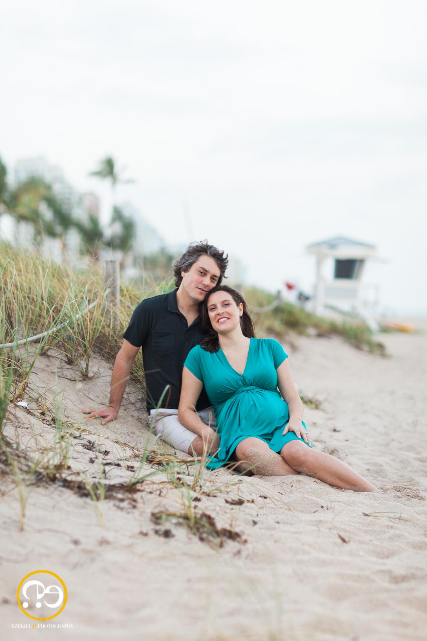 ft lauderdale maternity beach maternity photos-22
