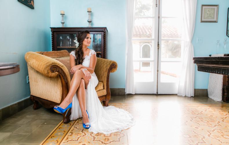 Chris + Evylin Villa Woodbine Rustic Wedding Photography Miami