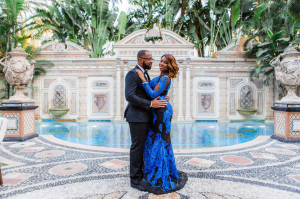 engagement photos villa casa casuarina versace mansion