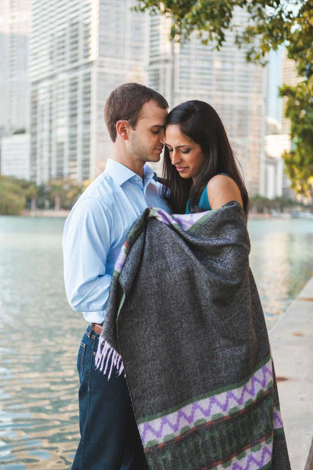 brickell miami engagement photos