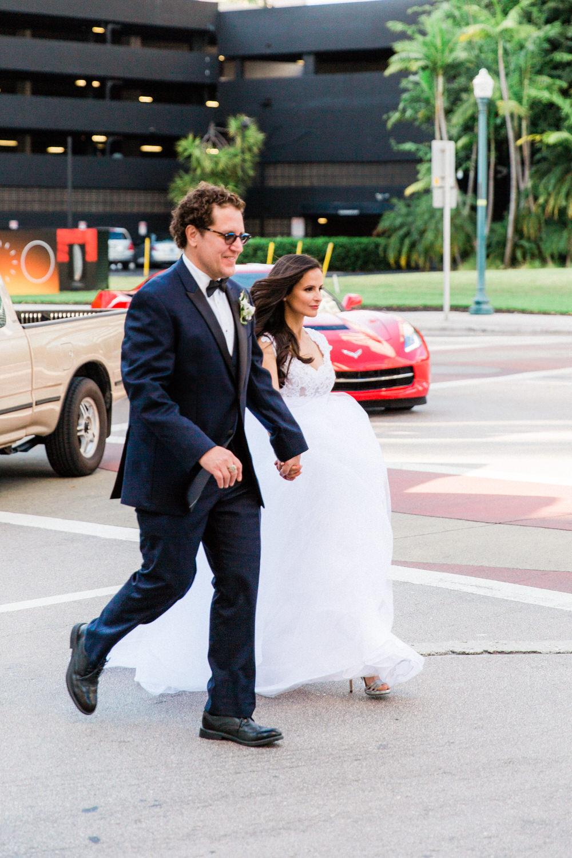 urban wedding photos brickell living miami