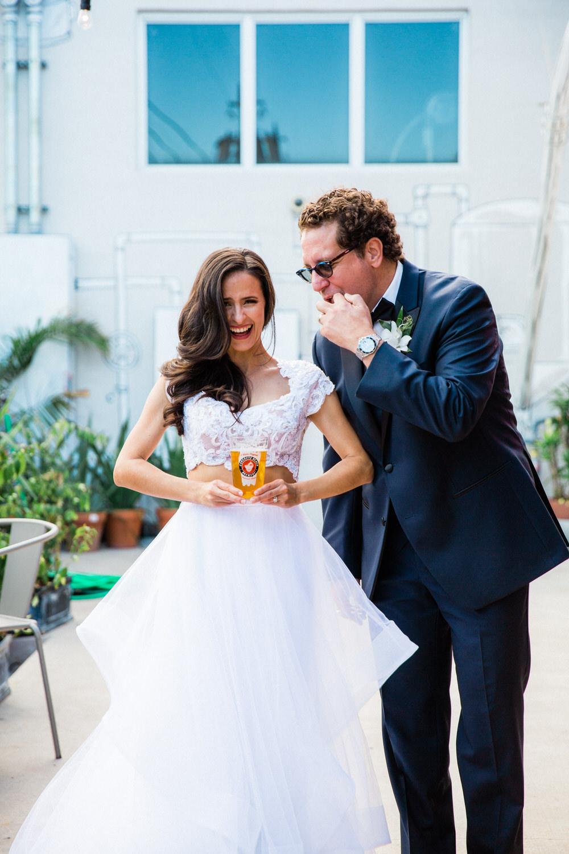 urban wedding photos wynwood