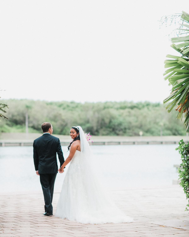 palmetto bay village center wedding pictures