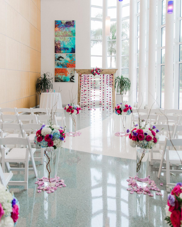palmetto bay village center wedding photography