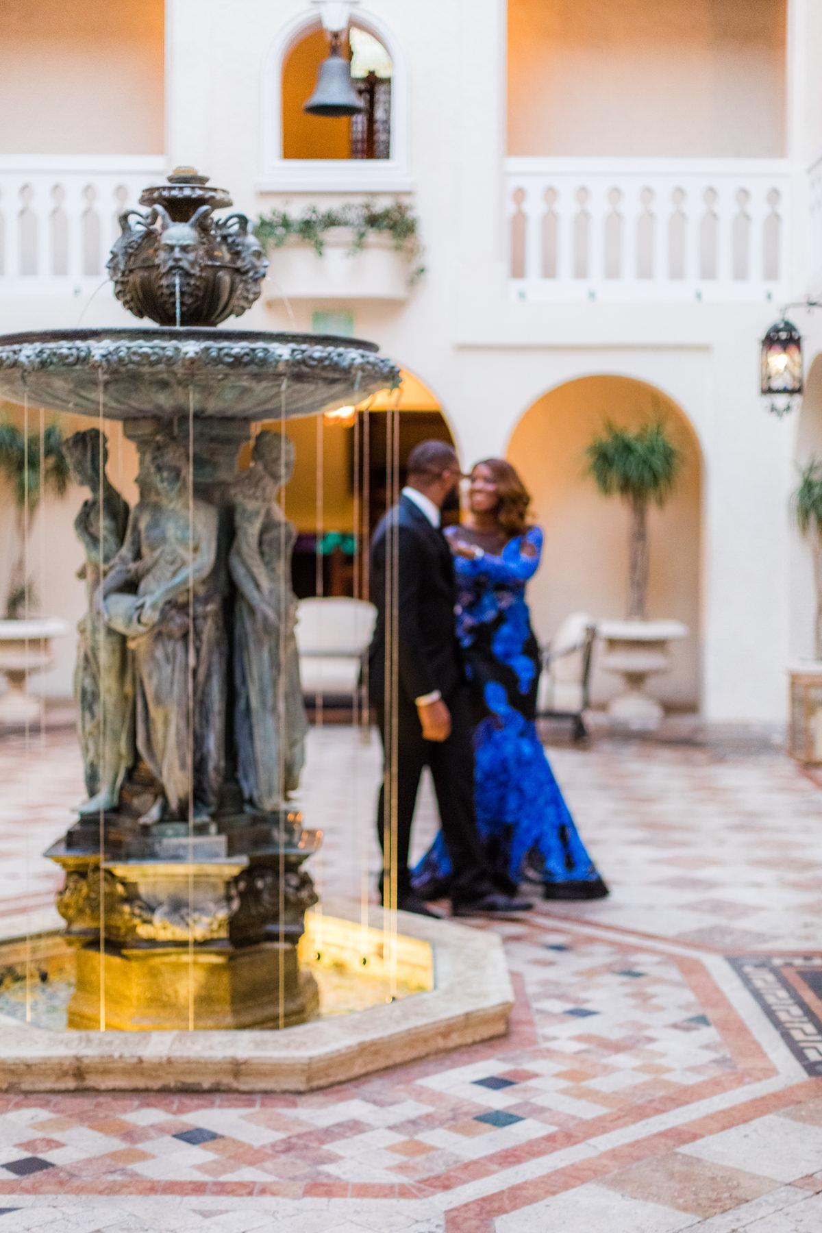 Engagement Photos Versace Mansion Miami Beach