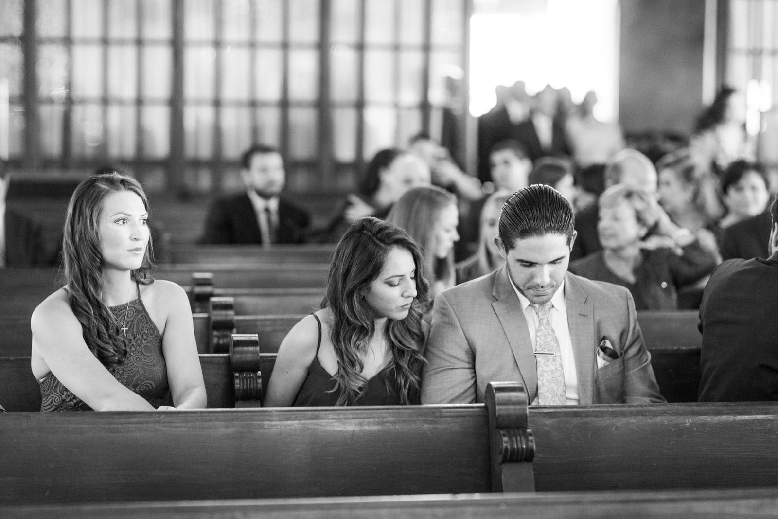 coral gables congregational wedding photos