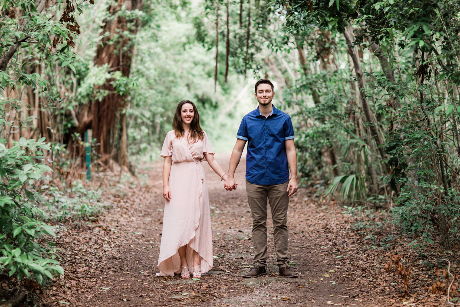 deering estate engagement pictures
