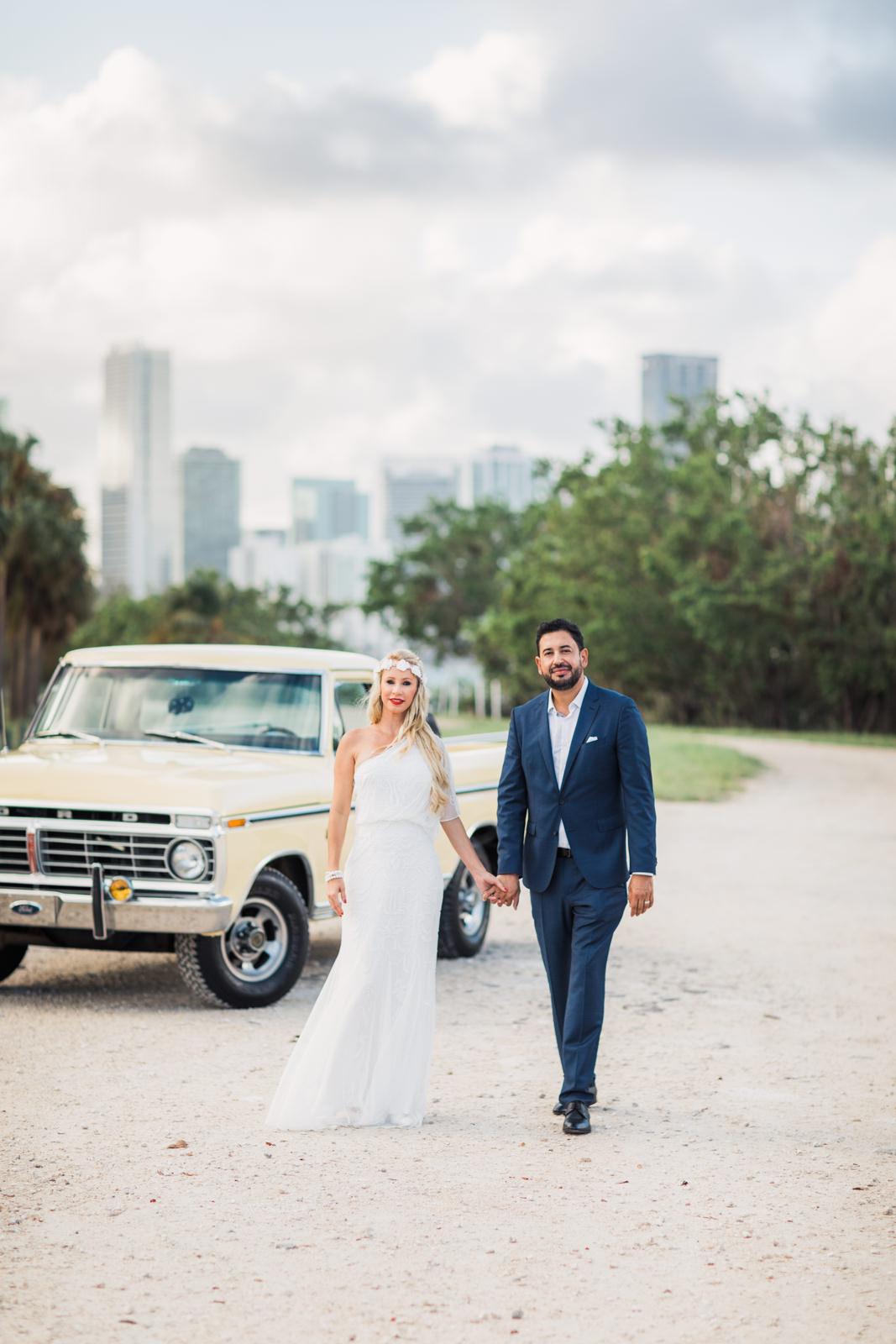 wedding photos key biscayne