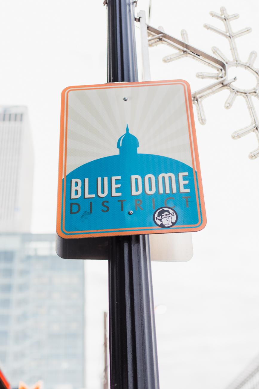 blue dome district photos tulsa